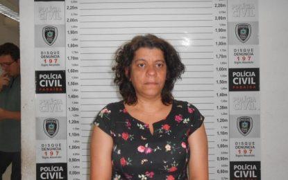 ORCRIM UNIDA: Presa na Operação Calvário, Estela Bezerra propõe voto de aplausos para amiga de cela