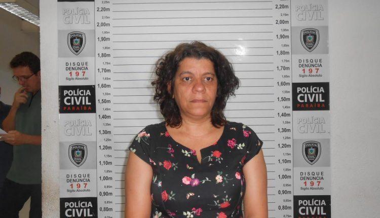 Será que a ex-presidiária Estela Bezerra ainda vai me processar por dizer que ela estava sendo investigada na Calvário?