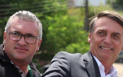 Julian Lemos foi o deputado federal que mais votou a favor das pautas de Bolsonaro na Câmara