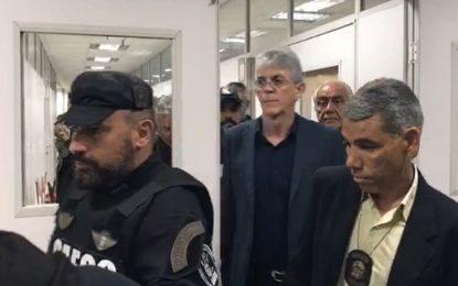 Será que o ex-presidiário Ricardo Coutinho também cobrou propina na permuta do terreno do Mangabeira Shopping?