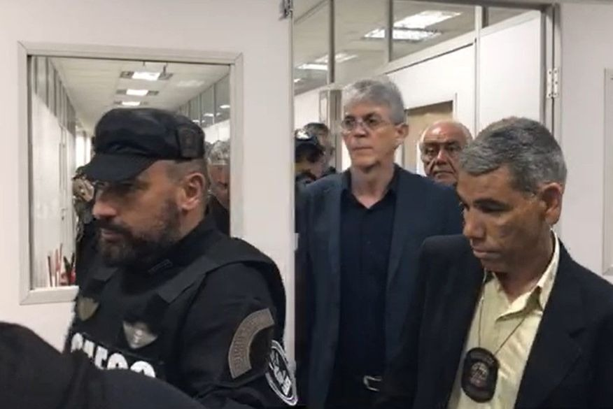 Com filiação de Ricardo Coutinho, PT leva a Calvário para dentro do partido