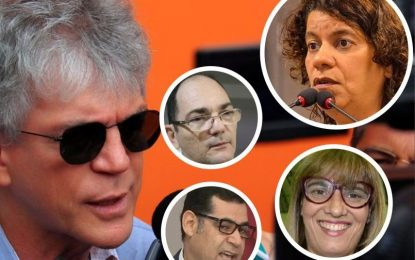 Em nota, GAECO desmente defesa de Ricardo Coutinho e comprova que áudios do ex-governador negociando propina foram periciados pela PF; confira o laudo