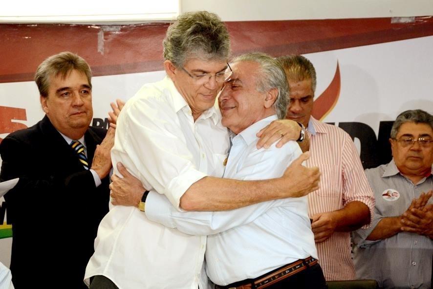 URGENTE: PGR requer no STF o retorno de Ricardo Coutinho e mais 3 investigados à prisão