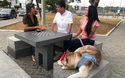 Ruy larga na frente e lança o projeto 'Fala, João Pessoa'