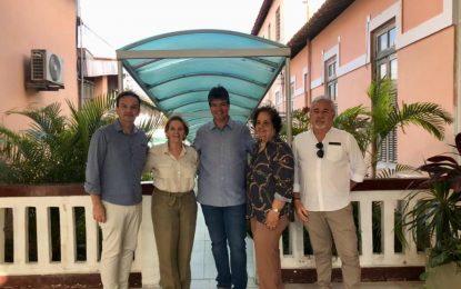 Ruy garante investimento de R$ 1 milhão para o Hospital São Vicente, em João Pessoa