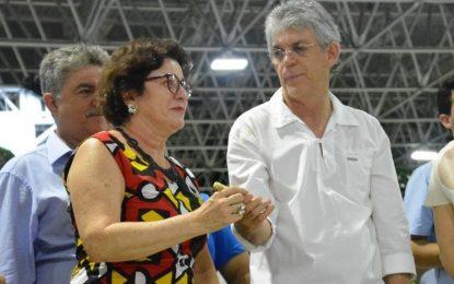 Ricardo Coutinho pressiona Márcia Lucena por cargos na prefeitura do Conde