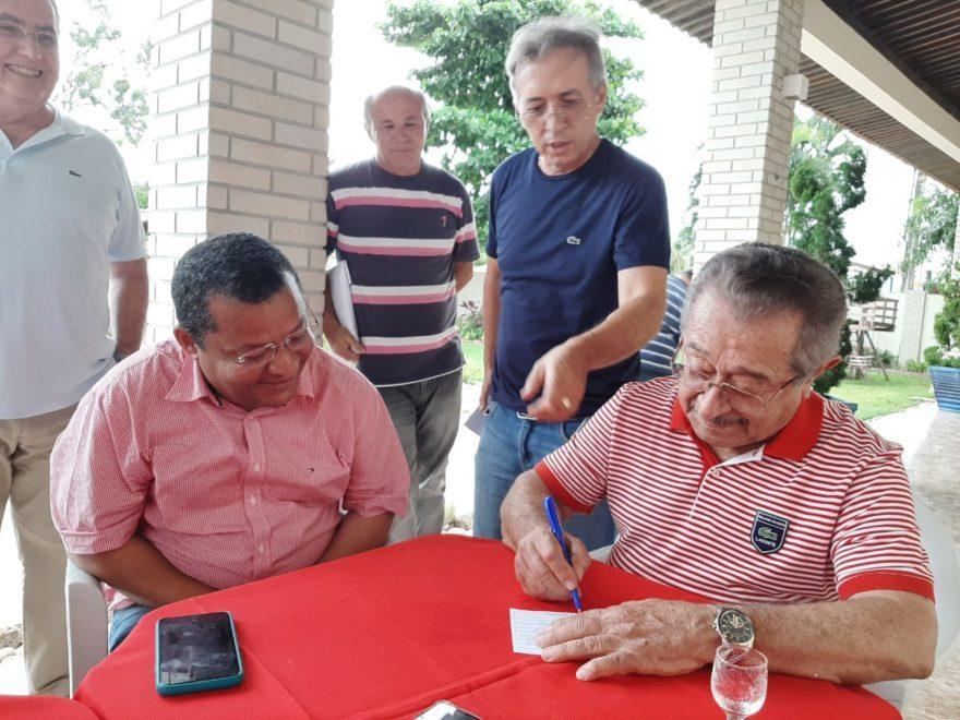 ELEIÇÕES 2020: Maranhão abona ficha de filiação de Nilvan Ferreira