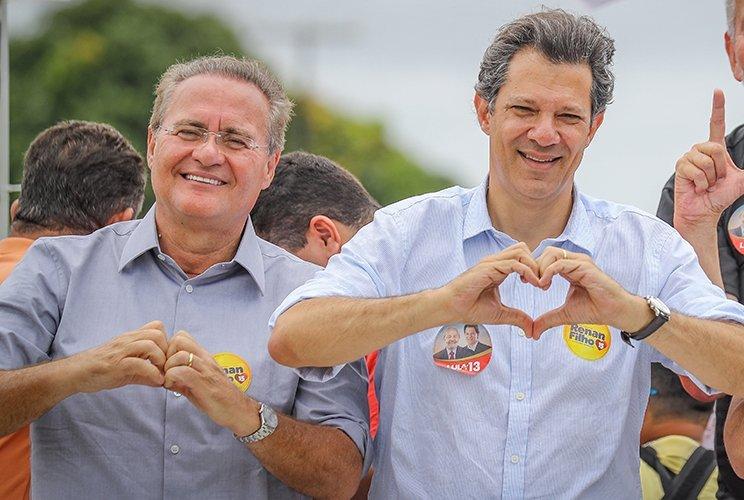 PT perdeu a moral de criticar novo partido de João Azevedo quando se aliou ao DEM, Veneziano, Renan Calheiros e Eunício Oliveira