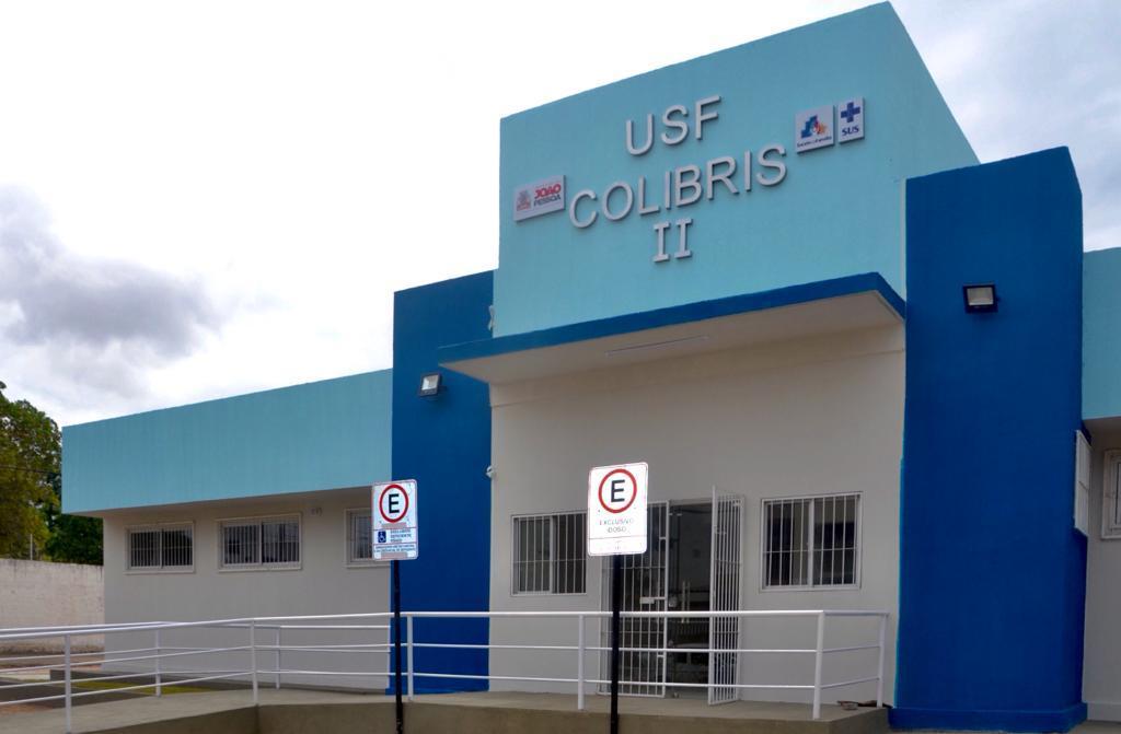 Luciano Cartaxo entrega nova USF no bairro Cidade dos Colibris e gestão chega a 32 unidades construídas ou reformadas