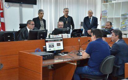 Juiz mantém prisão temporária de Fabiano Gomes e radialista será encaminhado para o Presídio do Róger