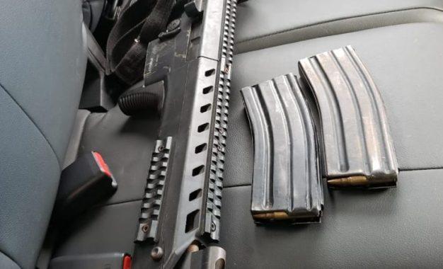Polícia Militar recupera arma furtada e identifica autor do crime na Capital