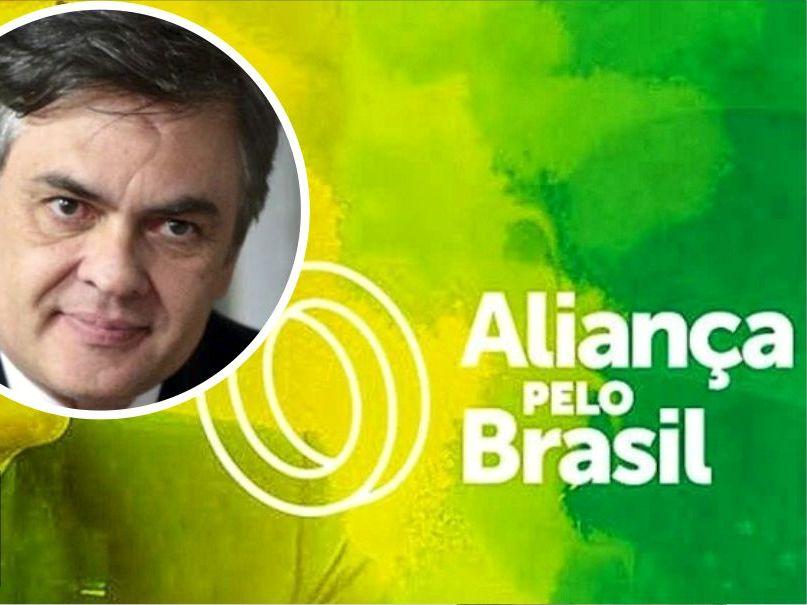 Cássio deverá comandar partido de Bolsonaro na Paraíba