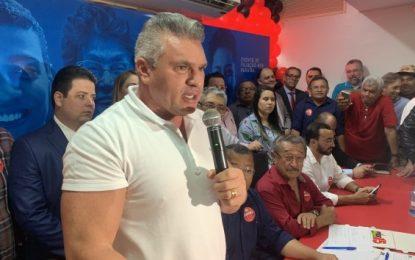 """NILVAN NO MDB: """"Temos o momento de passar a limpo um erro da trajetória política da PB, diz Julian"""