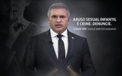 """VÍDEO: Deputado Julian Lemos trava guerra contra os pedófilos e convoca sociedade – """"A cada sete minutos no Brasil, uma criança sofre abuso sexual"""""""