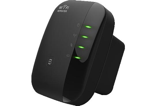 A solução WiFi para internet rápida