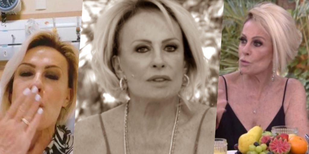 Globo bate o martelo e resolve que Ana Maria Braga não voltará mais ao ar