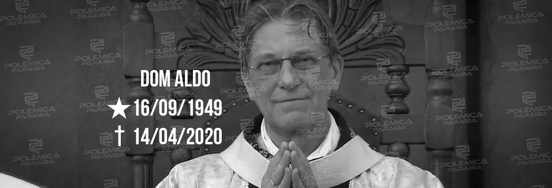 Morre Dom Aldo di Cillo Pagotto, arcebispo emérito da Paraíba, com suspeita de Covid-19