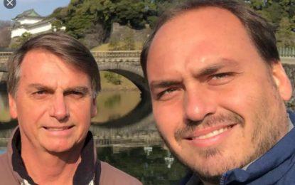 PF identifica Carlos Bolsonaro como chefe do esquema de fake news nas redes sociais