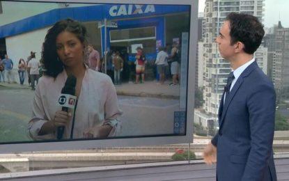 DE NOVO! Equipe da Rede Globo é hostilizada durante reportagem ao vivo em SP – VEJA VÍDEO