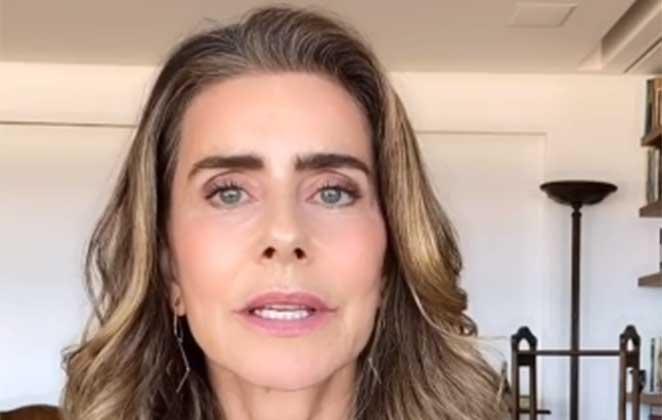 Veja vídeo completo que Maitê Proença gravou para Regina Duarte