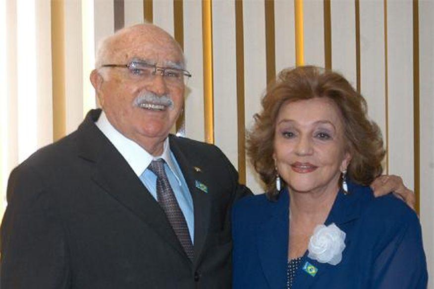 Ex-governador Wilson Braga e ex-deputada Lúcia Braga são internados com suspeita de covid-19