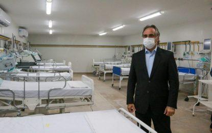 Luciano Cartaxo anuncia chegada de 30 novos respiradores; João Pessoa tem o 3º maior isolamento social entre capitais