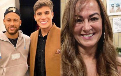 """BOMBA HOMOFÓBICA: Em áudio vazado, Neymar e parças xingam e ameaçam namorado da mãe – """"viadinho"""" e de """"dá o cu do caralho"""""""