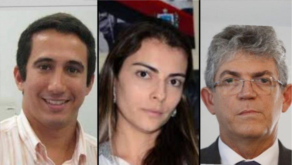 Esposa de Ricardo Coutinho é questionada nas redes sociais por suposto desvio de recursos no Empreender-PB