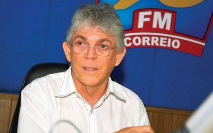 Ministério Público afirma que Ricardo Coutinho recebeu propina de R$ 200 mil antes de debate na TV com Maranhão, em 2010