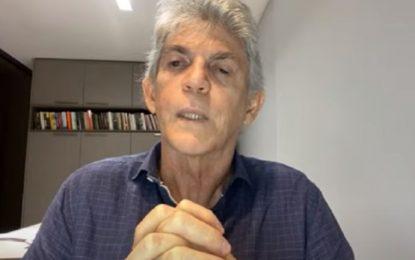 PESQUISA IBOPE: Preso na Operação Calvário e acusado de desviar R$ 130 milhões da Saúde, Ricardo Coutinho é o candidato mais rejeitado de JP