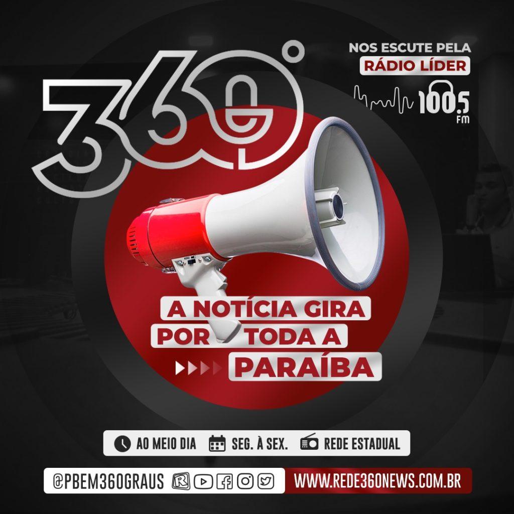Amara Alcântara, Adriana Bezerra e Rudney Araújo estreiam na bancada do 360
