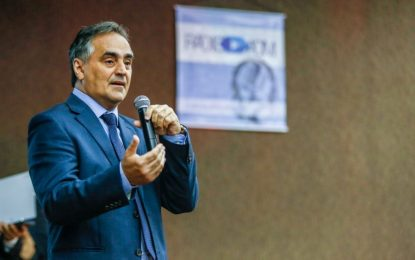 Cartaxo está indeciso entre Diego Tavares e Edilma Freire