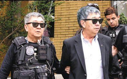 Juiz condena Japonês da Federal à perda do cargo e multa de R$ 200 mil por contrabando