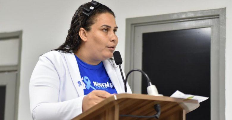 Luciene de Fofinho se alia a Berg Lima e será a candidata do ex-presidiário na eleição indireta realizada pela Câmara