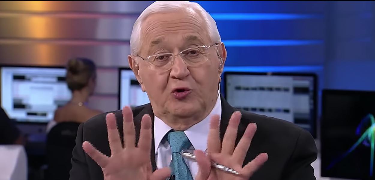 Boris Casoy é demitido da RedeTV!