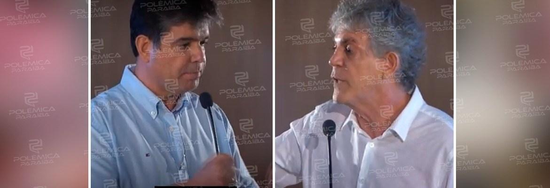 """Ruy se diz constrangido com a presença de Ricardo em debate: """"Você teve um vale night do ministro Gilmar Mendes"""" – VEJA VÍDEO"""