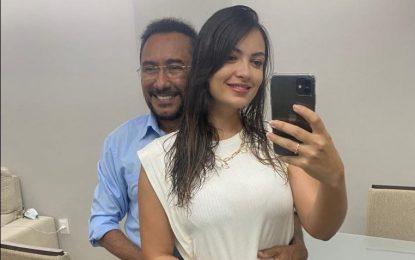 'Tempo para o verdadeiro amor chegou': conheça a morena que conquistou o coração do apresentador Samuka Duarte