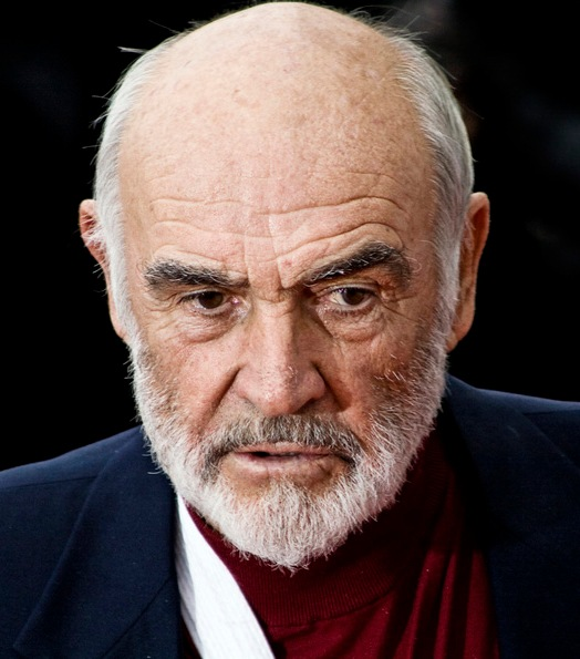Viúva de Sean Connery revela que ator sofria de demência