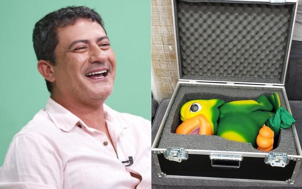 Globo guardou Louro José em uma caixa depois da morte de Tom Veiga?