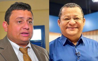 BOLSONARISMO CARA DE PAU: Nilvan e Virgolino criticam prefeitura e governo por falta de vacinas, mas se esquecem que o culpado mora em Brasília