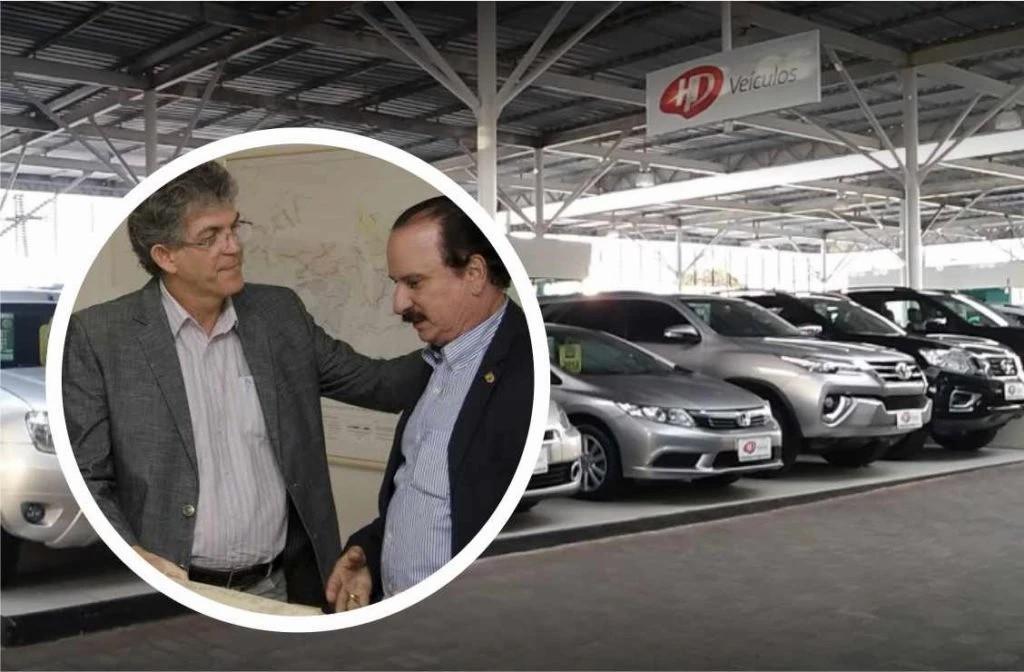OPERAÇÃO CALVÁRIO: Delator afirma que vereador Durval Ferreira recebeu R$ 200 mil na conta da empresa do filho para apoiar reeleição de Ricardo Coutinho 5 abril 2021