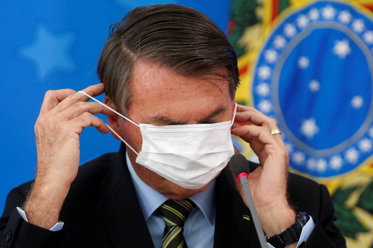 DATAFOLHA: brasileiros consideram Bolsonaro desonesto, falso, incompetente, despreparado, indeciso, autoritário e pouco inteligente