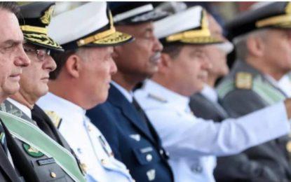 Comandantes do Exército, Marinha e Aeronáutica discutem renúncia coletiva do governo após demissão de Fernando Azevedo