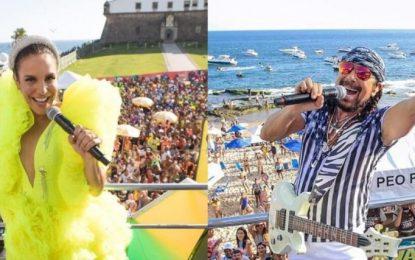 Secretário de turismo de JP anuncia evento de impacto nacional no natal da cidade e confirma Ivete Sangalo e Bell Marques no Folia de Rua de 2022