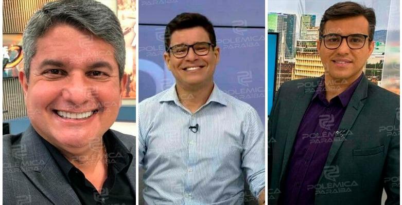 DA PB PARA PE: jornalistas consolidados na Paraíba deixam o estado e fazem sucesso nas telinhas de Pernambuco; conheça as estrelas