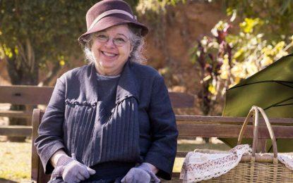 Morre neste domingo, aos 82 anos, a atriz Camila Amado