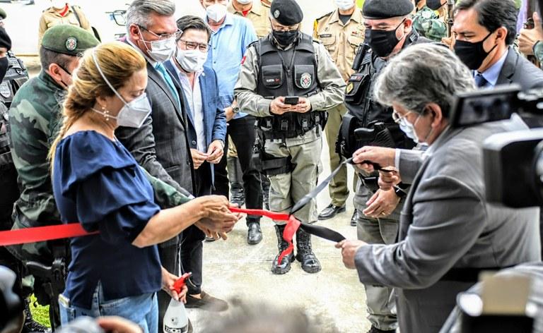 Complexo Ambiental de João Pessoa é inaugurado por João Azevêdo