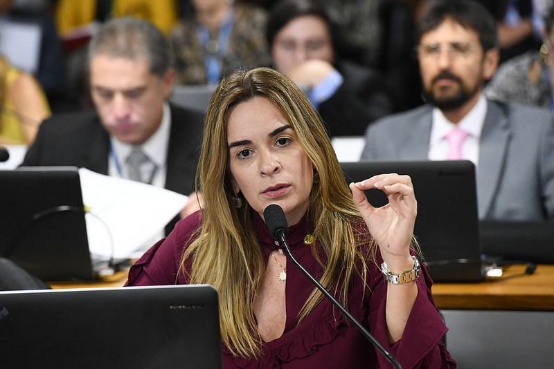 Daniella Ribeiro, a bolsonarista Nutella