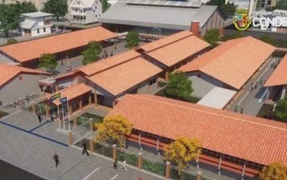 Prefeitura de Conde destrava mais uma obra paralisada e construirá escola modelo na cidade