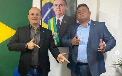 Deputados em território potiguara